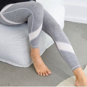 Aeries Grey chill, play, move leggings